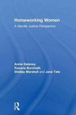Homeworking Women by Annie Delaney