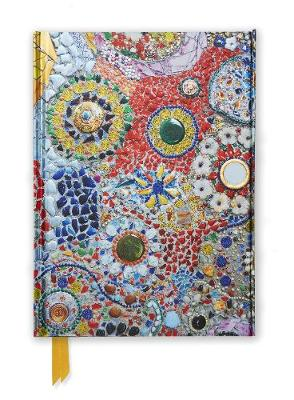 Gaudi (inspired by): Mosaic (Foiled Journal) by Flame Tree Studio