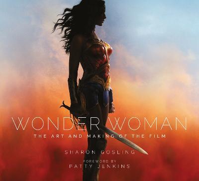 Wonder Woman by Sharon Gosling