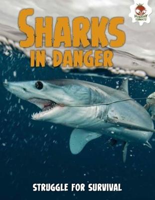 Shark! Sharks in Danger book