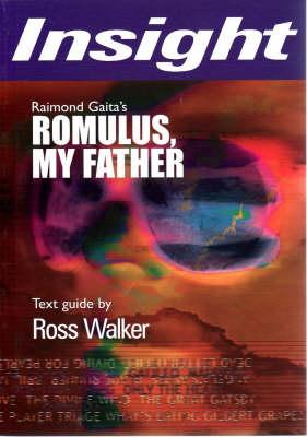 Romulus My Father, Raymond Gaita by Ross Walker