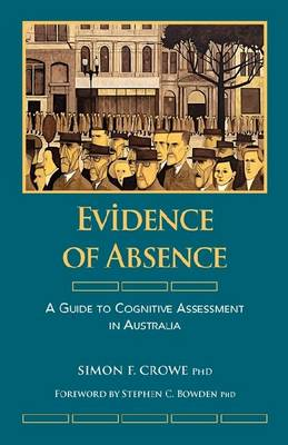 Evidence of Absence by Simon Crowe