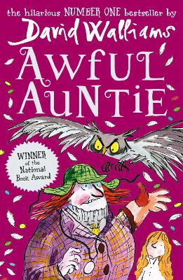 Awful Auntie book