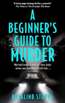 A Beginner's Guide to Murder book
