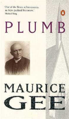 Plumb by Maurice Gee