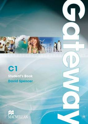 Gateway B2 Student Book by David Spencer