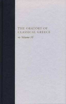 Speeches from Athenian Law by Michael Gagarin