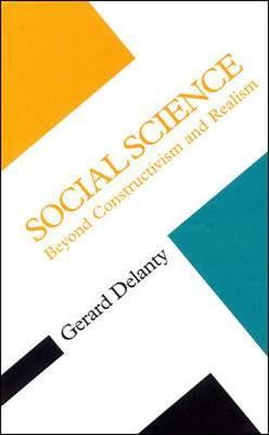 Social Science by Gerard Delanty