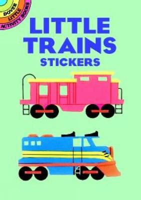 Little Trains Stickers by Cathy Beylon