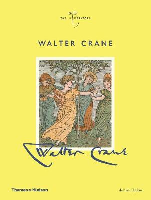 Walter Crane by Jenny Uglow