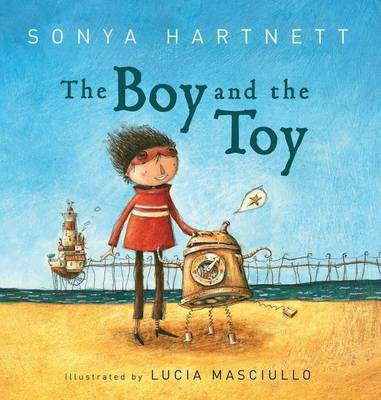 The Boy and the Toy book