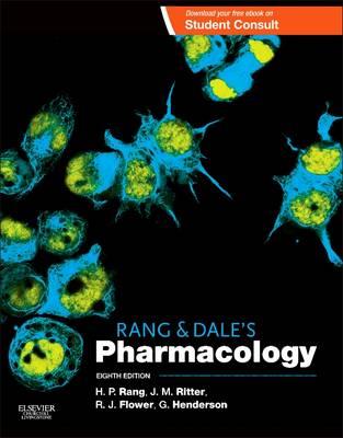 Rang & Dale's Pharmacology by Humphrey P. Rang