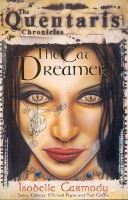 Cat Dreamer book