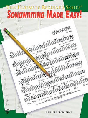 Songwriting Made Easy! book