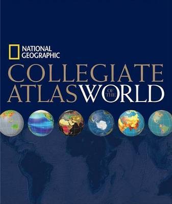 Collegiate Atlas of the World by Patricia Daniels