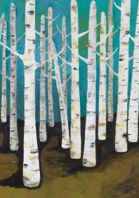 Birch Forest Flexi Journal by Lisa Congdon