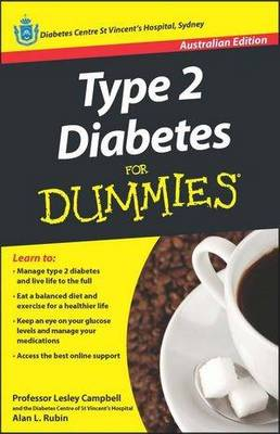 Type 2 Diabetes For Dummies by Lesley Campbell