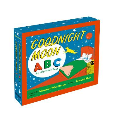 Goodnight Moon 123 and Goodnight Moon ABC Gift Slipcase by Margaret Wise Brown