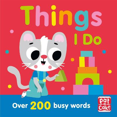 Things I Do book