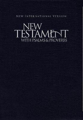 NIV, New Testament with Psalms and   Proverbs, Pocket-Sized, Paperback, Black Motorcycle by Zondervan