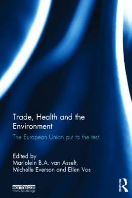 Trade, Health and the Environment book