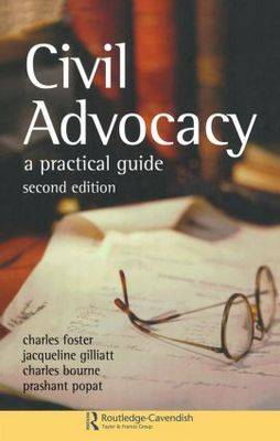Civil Advocacy by Charles Foster
