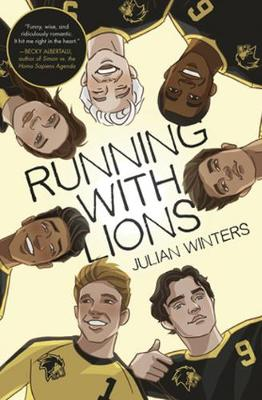 Running with Lions book