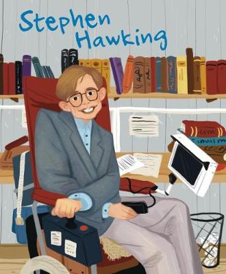 Stephen Hawking by Isabel Munoz