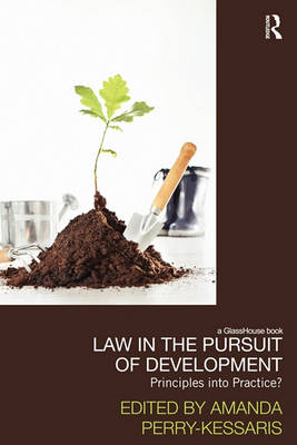 Law in the Pursuit of Development by Amanda Perry Kessaris