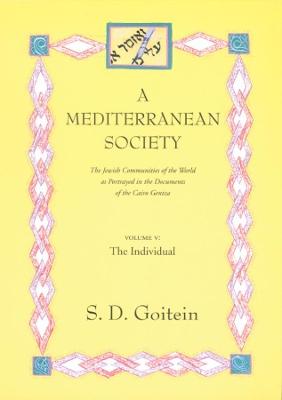 A Mediterranean Society book