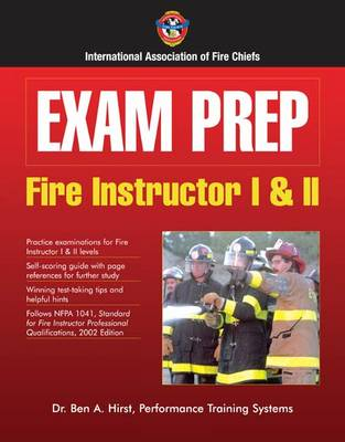 Exam Prep: Fire Instructor I and II by IAFC