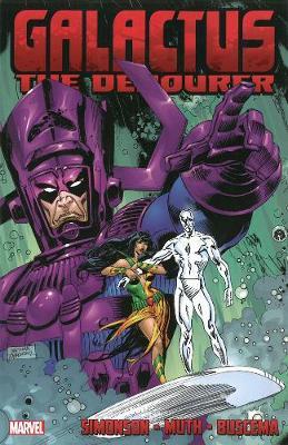 Galactus The Devourer by John Buscema