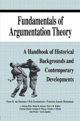 Fundamentals of Argumentation Theory book