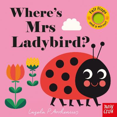 Where's Mrs Ladybird? by Ingela Arrhenius
