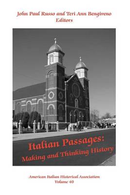 Italian Passages by Professor John Paul Russo