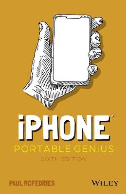 iPhone Portable Genius book