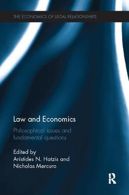Law and Economics book