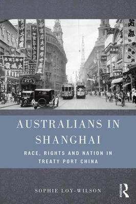 Australians in Shanghai book