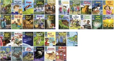 Read Write Inc. Phonics Book Bag Books: Non-Fiction Super Easy Buy Pack by Ruth Miskin