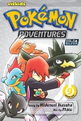 Pokemon Adventures, Vol. 9 by Mato