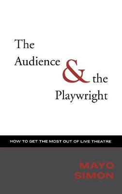 Audience and the Playwright book