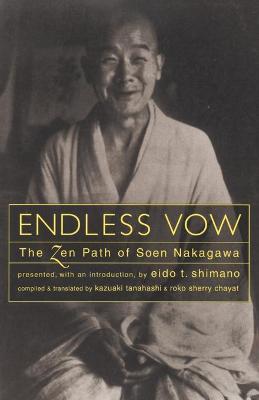 Endless Vow by Kazuaki Tanahashi