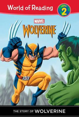 Story of Wolverine book