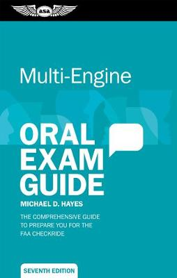Multi-Engine Oral Exam Guide book