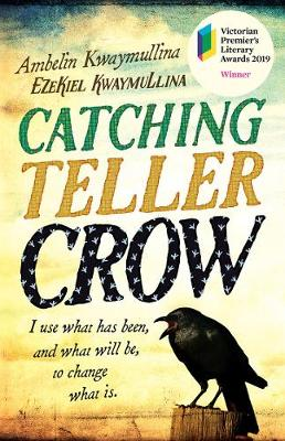 Catching Teller Crow book
