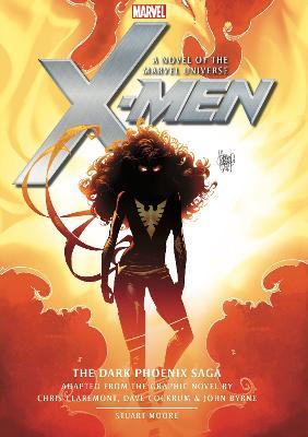 X-Men: The Dark Phoenix Saga Prose Novels by Stuart Moore