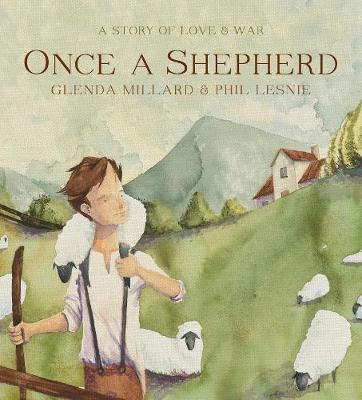 Once a Shepherd by Glenda Millard