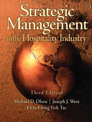Strategic Management in the Hospitality Industry book