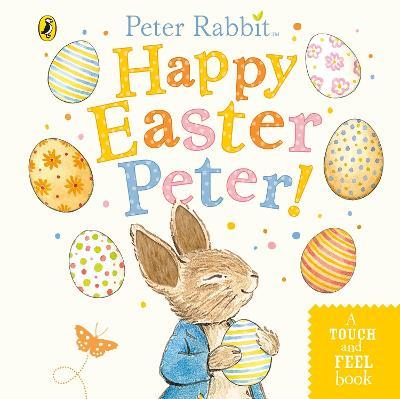 Peter Rabbit: Happy Easter Peter! book