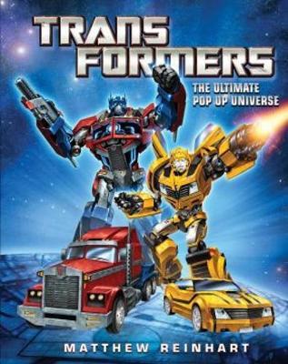 Transformers by Matthew Reinhart